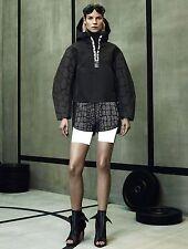 Alexander Wang X H&M Logo Running Shorts w/ Liner Size 2 NWT