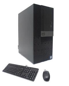 Dell Optiplex 5050 MT 4-Core i5-6500 3.2GHz 8GB Ram 480GB SSD 1TB HDD Radeon 2GB