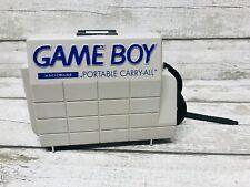 Original Gameboy Hard Asciiware Gaming Carry Case Storage Box