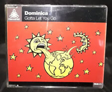 Dominica - Gotta Let You Go (CD) Australia