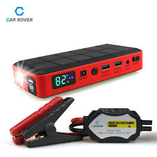 Car Jump Start Starter Battery Charger Power Booster Rescue Pack 26000mAh