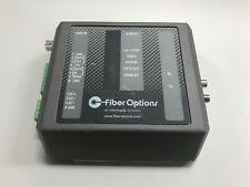 GE Interlogix Fibre Options S732DVR Fiber Options
