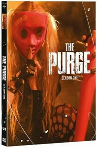 The Purge: Season One [New DVD] 2 Pack