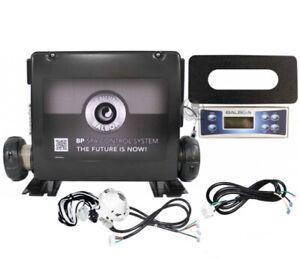 BP501 Balboa WG® complete spa pack RETROFIT KIT w/ TP500 keypad, PN 54217