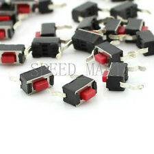 50 pcs Momentary Tactile Tact Touch Push Button Switch Surface Mount DIP 3x6x5mm