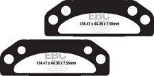 FIT KIOTI/ MECHRON 2210 UTV (Side x Side) 11>14 EBC Parking Brake Rear