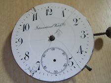 IWC PROBUS SCAFUSIA 31457 DIAL & MVT POCKET WATCH FOR PARTS - AS IS        #6155