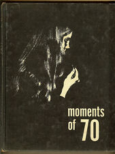 1970 North Tama,Traer, Iowa IA, Elementary, High School Redhawk Yearbook