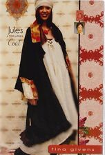PATTERN - Jules Coat - women's sewing PATTERN from Tina Givens