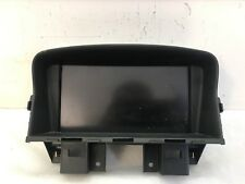 2013 2014 2015 CHEVY CRUZE BUICK REAGAL VERANO INFO DISPLAY SCREEN 22851302