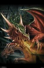 Alchemy Draco Basilika  Poster