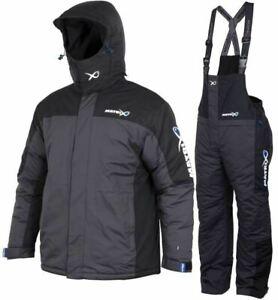 Matrix Winter Suit NEW Coarse Fishing Jacket And Bib And Brace *All Sizes*