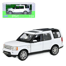Welly 1 24 AUDI Q5 SUV Metal Diecast Model Car White