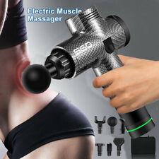 Professional Muscle Massage Gun - #1 Powerful Deep Tissue Percussion Massager US