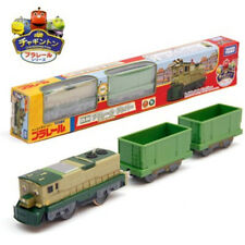 Takara Tomy Chuggington Plarail CS-04 Dunbar Toy Electric Train New