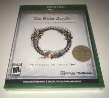 Elder Scrolls Online: Tamriel Unlimited Brand New Sealed Xbox One Free Shipping!