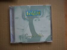 HEART - GREATEST HITS - CD ALBUM - JAPAN PRESSING WITH PRINTED INSERT - NO OBI
