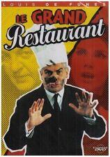 DVD *** LE GRAND RESTAURANT *** avec Louis De Funès