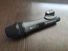 Sennheiser E845s Supercardioid Dynamic Handheld Vocal Microphone XLR Mic Pro