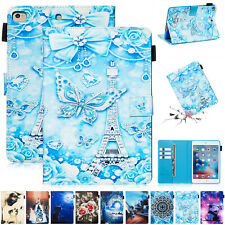 "For iPad 7th 10.2""/Air 3rd/Mini 54321/9.7"" 6th 5th Case Smart Leather Flip Cover"