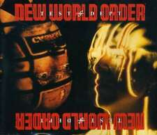 TEST DEPT 'New World Order' Crusader Mix feat George Bush CD single indie