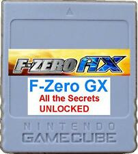F-Zero GX *PAL* UK/AU/EUR Fully UNLOCKED posts WORLDWIDE