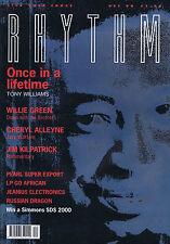 TONY WILLIAMS / WILLIE GREEN / CHERYL ALLEYNERhythmVOL 6 no.6December1990