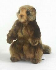Hansa anima article neuf magnifique marmotte bébé hauteur 21cm