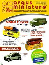 Argus de la Miniature, Spécial Dinky-Toys GB Vol. 4