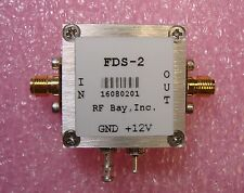 Frequency Divider DC-50MHz Div 2 to 256, FDS-N, SMA