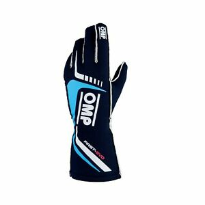 OMP FIRST-EVO Racing Gloves | FIA 8856-2018 Approved | IB/767
