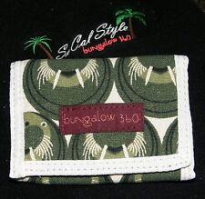 Bungalow 360 Übër Cute Walrus Tri-Fold Wallet! Quality! <3 Gets Love Everywhere!