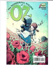 THE WONDERFUL WIZARD OF OZ #3 APR 2009 MARVEL COMIC.#107026D*8 CV $3.99