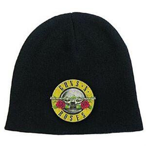 Guns N' Roses Black Logo Beanie Hat  (ro)