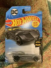 Hot Wheels - Batmobile 2019 #17/250 - Grey. New** RARE