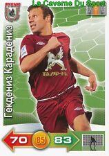 GOKDENIZ KARADENIZ TURKEY FK.RUBIN KAZAN Trabzonspor CARD ADRENALYN PANINI 2012
