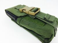 NEW US Military Green Molle Pouch Ranger SF 5.56 Ammo Single Mag Magazine 7.62