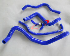Silicone Radiator Heater Hose Kit for Ford Falcon BA BF 5.4L V8 RED / BLUE