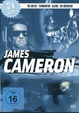 JAMES CAMERON BOX (Terminator / Aliens - Die Rückkehr / THE ABYSS ) Películas