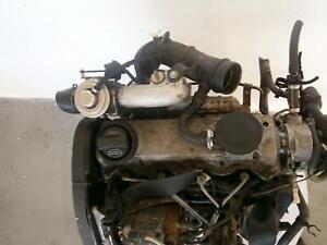 Complete Engine VOLKSWAGEN GOLF 1999 1.9 Diesel ALH 90Cv. AFN Pump BOCSH