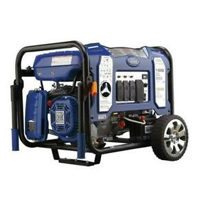 Ford 11,050 Watt Portable Dual Fuel Generator With Electric Start FG11050PBE