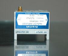 GaAS FET Amplifier Avantek  9.5-9.7Ghz NEW/NOS