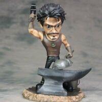 Anime Marvel Avengers Superhero Iron Man Tony Stark PVC Figure Statue New In Box