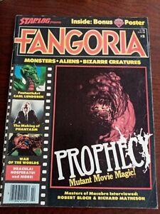Fangoria Magazine # 2 (1979) RARE
