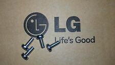 4 STAND FIXING SCREWS LG 42LB650V 47LB650V 50LB650V 50LB580V 47LB580V 42LB580V