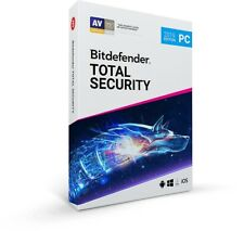 Bitdefender Total Security 2019 - 5 Years - 1 Device Subscription - Download