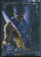 2018 Marvel Masterpieces Trading Card #2 Yellowjacket /1999
