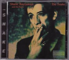Shane Macgowan And The Popes - The Snake - CD (ZTT 1994)