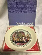 Wedgwood  Plate  Children's Stories 1973