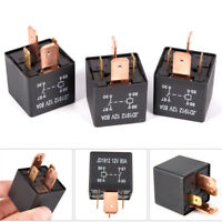 Waterproof Heavy Duty Relay 4Pin DC 24V 12V 80A JD1912 Automotive Car Relay/TEUS